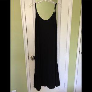 """f28620d4af4 Dresses - """"Weekend sale""""Black oversized petite maxi dress"""